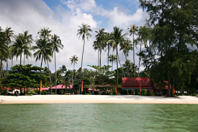 picture: Viva Vacation beach resort samui- view from the sea